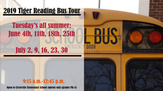 2019 Reading Bus Graphic dates only